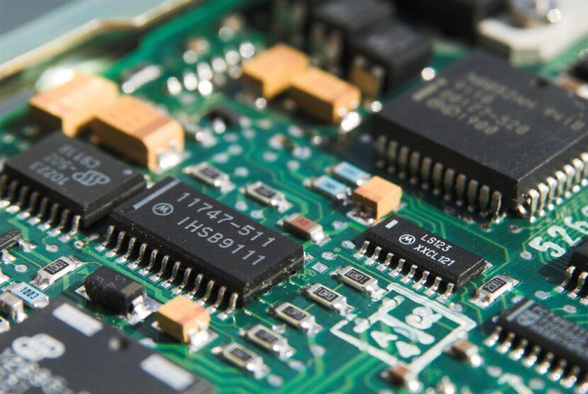 PCB circuito impreso