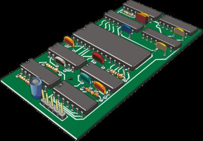 Circuito Electrónico Convencional