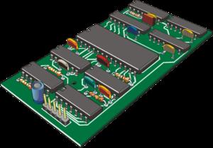 circuito impreso de fadesa ingenieros